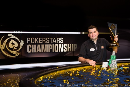 Christian Harder Makes Poker History